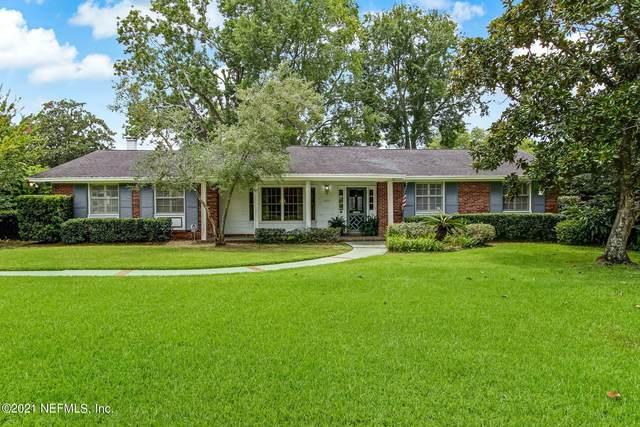 5003 Long Bow Rd, Jacksonville, FL 32210 (MLS #1121954) :: The Hanley Home Team