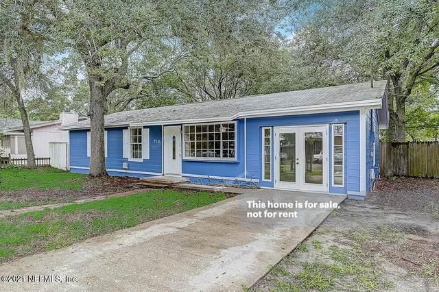 710 Vernon St, Fernandina Beach, FL 32034 (MLS #1121966) :: EXIT 1 Stop Realty