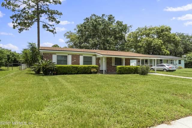 5516 Enchanted Dr, Jacksonville, FL 32244 (MLS #1121970) :: The Hanley Home Team
