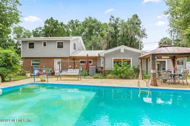 5104 Silver Lake Dr, Palatka, FL 32177 (MLS #1122016) :: The Hanley Home Team