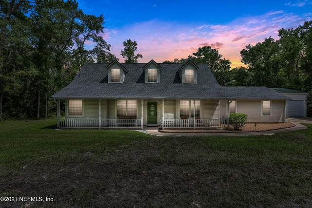 2825 S Periwinkle Ave, Middleburg, FL 32068 (MLS #1122021) :: The Hanley Home Team