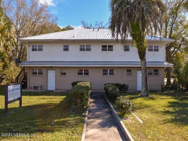 830 N Temple Ave, Starke, FL 32091 (MLS #1122040) :: Ponte Vedra Club Realty