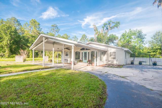 22876 NW 38TH Ave NW, Lawtey, FL 32058 (MLS #1122041) :: EXIT Real Estate Gallery