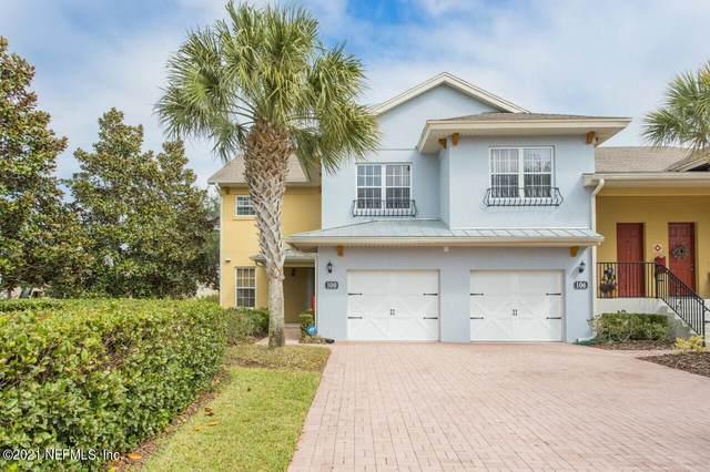 100 Casa Bella Ln, St Augustine, FL 32086 (MLS #1122045) :: The Cotton Team 904