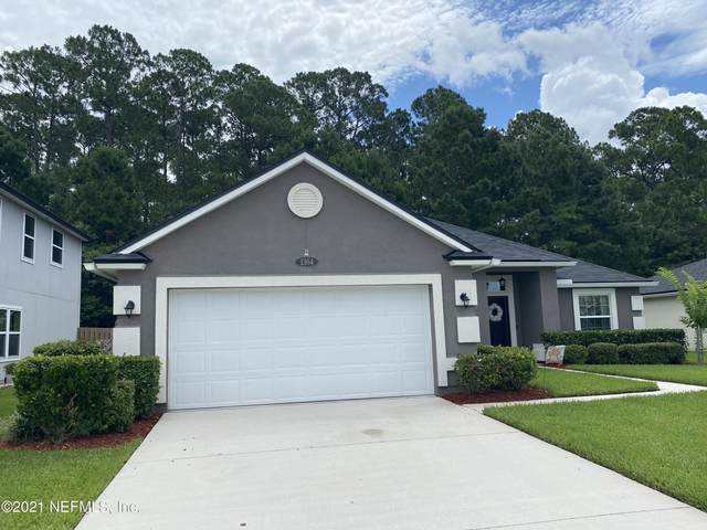 1364 Nochaway Dr, St Augustine, FL 32092 (MLS #1122068) :: The Hanley Home Team