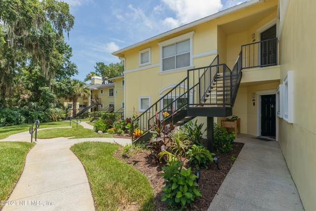 1800 The Greens Way #509, Jacksonville Beach, FL 32250 (MLS #1122078) :: EXIT Real Estate Gallery