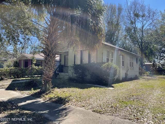 1710 W 2ND St, Jacksonville, FL 32209 (MLS #1122097) :: The Huffaker Group