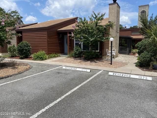 1575 Arcadia Dr, Jacksonville, FL 32207 (MLS #1122111) :: The Huffaker Group