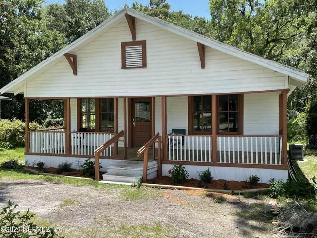 322 Lafayette St, Starke, FL 32091 (MLS #1122112) :: EXIT Real Estate Gallery