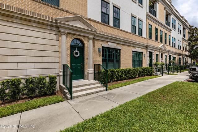 1661 Riverside Ave #110, Jacksonville, FL 32204 (MLS #1122116) :: The Volen Group, Keller Williams Luxury International