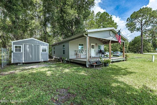 8318 NW County Rd 233, Starke, FL 32091 (MLS #1122131) :: EXIT Real Estate Gallery