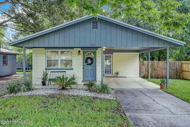 620 Vernon St, Fernandina Beach, FL 32034 (MLS #1122134) :: The Hanley Home Team