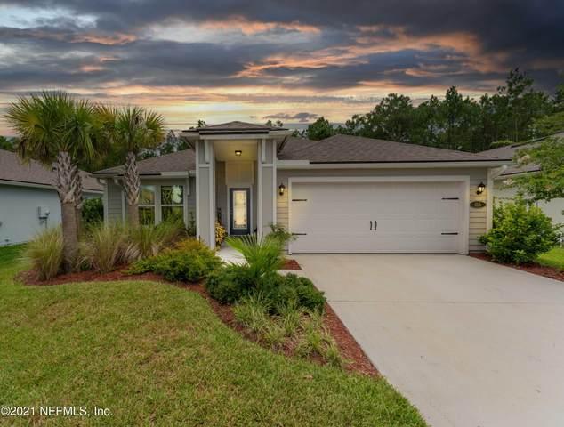 155 Pickett Dr, St Augustine, FL 32084 (MLS #1122137) :: The Volen Group, Keller Williams Luxury International