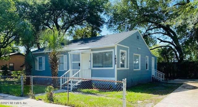 1895 E 27TH St, Jacksonville, FL 32206 (MLS #1122139) :: The Huffaker Group