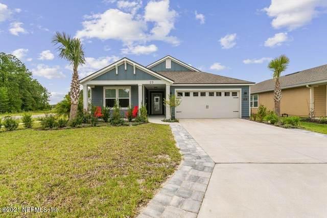23 White Owl Ln, St Augustine, FL 32095 (MLS #1122142) :: The Huffaker Group