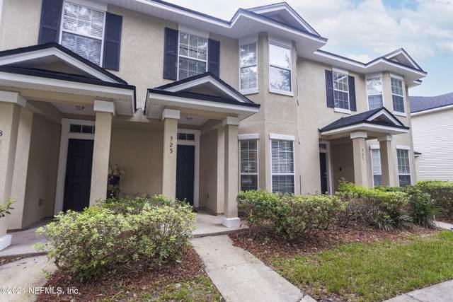 325 Pecan Grove Dr, Orange Park, FL 32073 (MLS #1122151) :: EXIT 1 Stop Realty