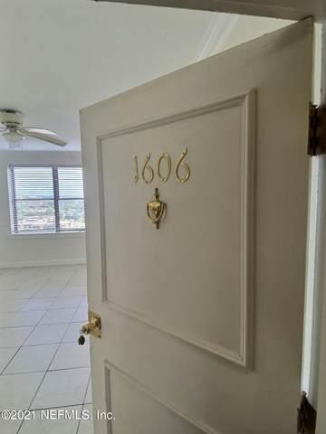 311 W Ashley St #1606, Jacksonville, FL 32202 (MLS #1122194) :: The Huffaker Group