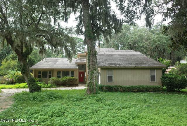 1438 Philips Manor Rd, Fernandina Beach, FL 32034 (MLS #1122212) :: The Hanley Home Team