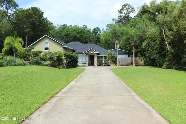 3040 Gerona Dr W, Jacksonville, FL 32246 (MLS #1122229) :: EXIT 1 Stop Realty