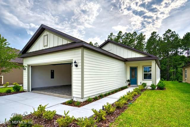 81 Tree Frog Way, St Augustine, FL 32095 (MLS #1122237) :: The Hanley Home Team