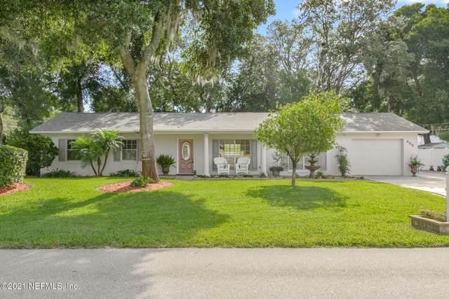 405 Lobelia Rd, St Augustine, FL 32086 (MLS #1122250) :: Olson & Taylor   RE/MAX Unlimited