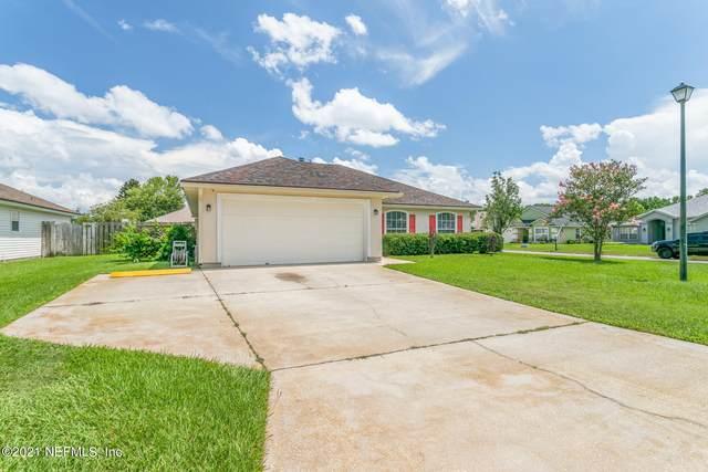 421 Mackenzie Cir, St Augustine, FL 32092 (MLS #1122253) :: The Hanley Home Team