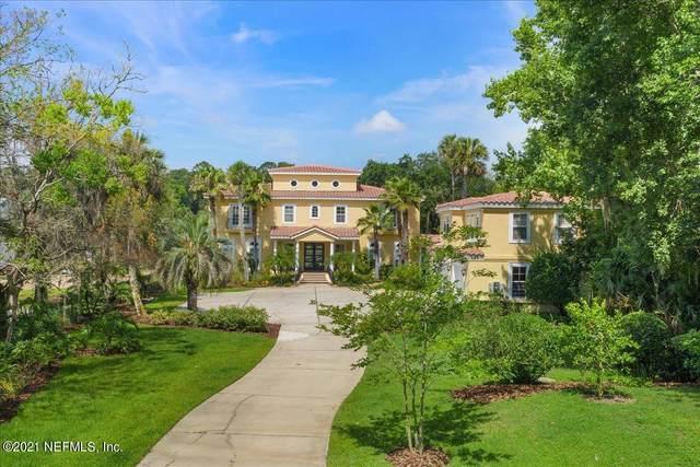 157 S Roscoe Blvd, Ponte Vedra Beach, FL 32082 (MLS #1122264) :: EXIT Real Estate Gallery
