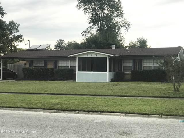 533 Coppitt Dr S, Orange Park, FL 32073 (MLS #1122281) :: The Huffaker Group