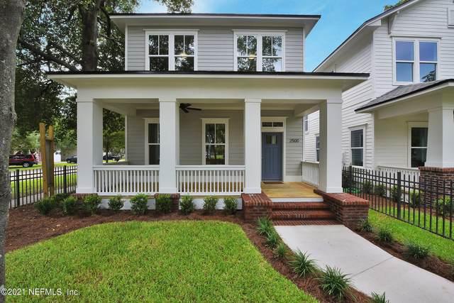 2324 Oak St, Jacksonville, FL 32204 (MLS #1122289) :: The Newcomer Group