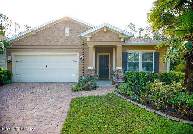 117 Aspen Leaf Dr, Jacksonville, FL 32081 (MLS #1122315) :: The Volen Group, Keller Williams Luxury International