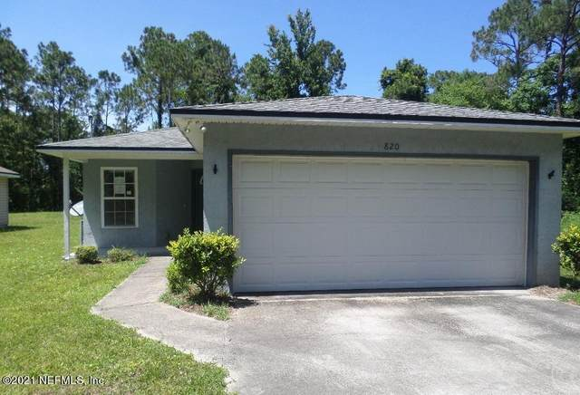 820 Josiah St, St Augustine, FL 32084 (MLS #1122327) :: The Hanley Home Team
