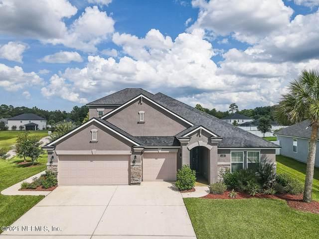 448 Porta Rosa Cir, St Augustine, FL 32092 (MLS #1122348) :: EXIT Real Estate Gallery