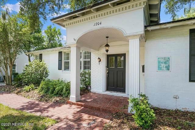 1204 Morvenwood Rd, Jacksonville, FL 32207 (MLS #1122388) :: EXIT Inspired Real Estate