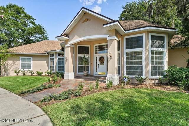 3637 Silvery Ln, Jacksonville, FL 32217 (MLS #1122391) :: The Huffaker Group