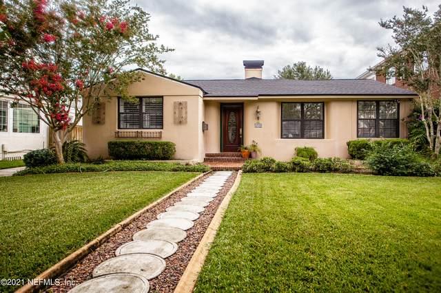 2739 Riverwood Ln, Jacksonville, FL 32207 (MLS #1122406) :: Memory Hopkins Real Estate