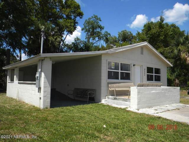 5349 Lenox Ave, Jacksonville, FL 32205 (MLS #1122407) :: The Collective at Momentum Realty