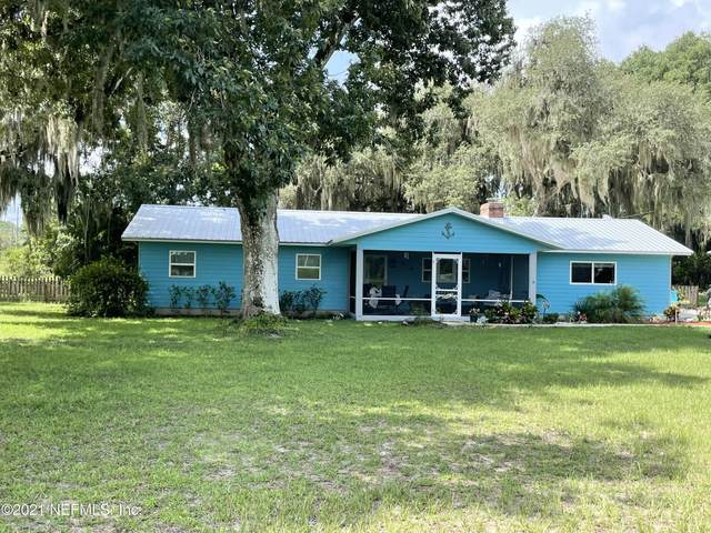 1957 S Highway 17, Crescent City, FL 32112 (MLS #1122408) :: EXIT Real Estate Gallery