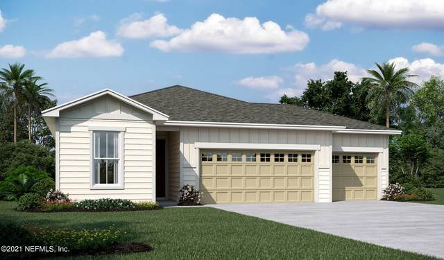 1917 Amberly Dr, Middleburg, FL 32068 (MLS #1122427) :: The Collective at Momentum Realty