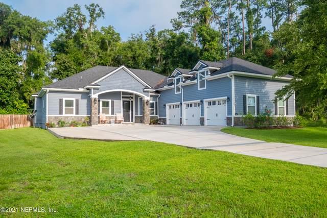6447 Cabana Trce, Starke, FL 32091 (MLS #1122440) :: Berkshire Hathaway HomeServices Chaplin Williams Realty