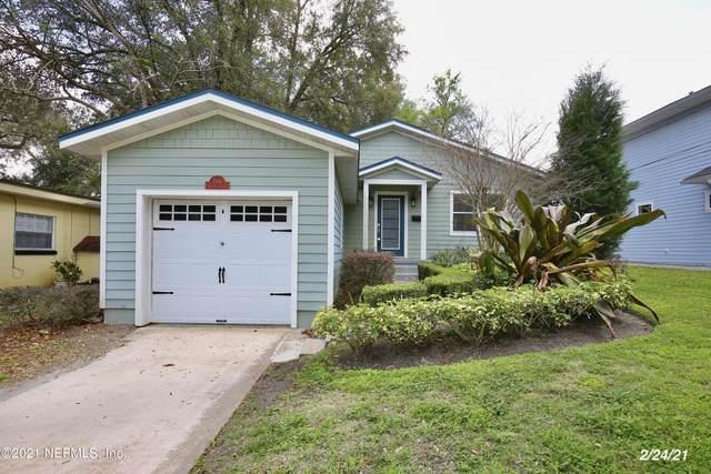 1306 E Esther St, Orlando, FL 32806 (MLS #1122441) :: Engel & Völkers Jacksonville