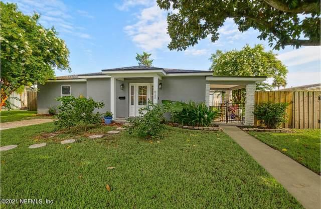 815 17TH Ave N, Jacksonville Beach, FL 32250 (MLS #1122468) :: Ponte Vedra Club Realty