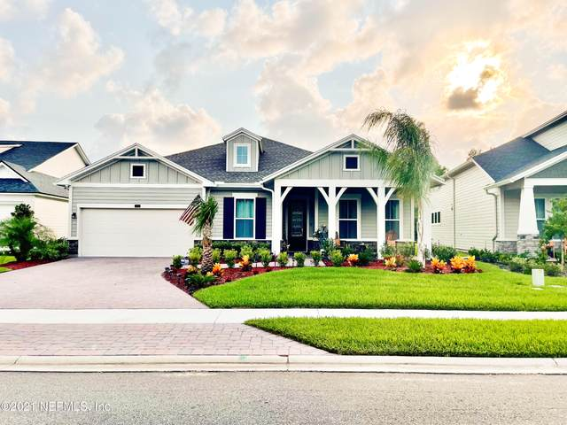 724 Crosswater Lake Dr, Ponte Vedra, FL 32081 (MLS #1122471) :: Berkshire Hathaway HomeServices Chaplin Williams Realty