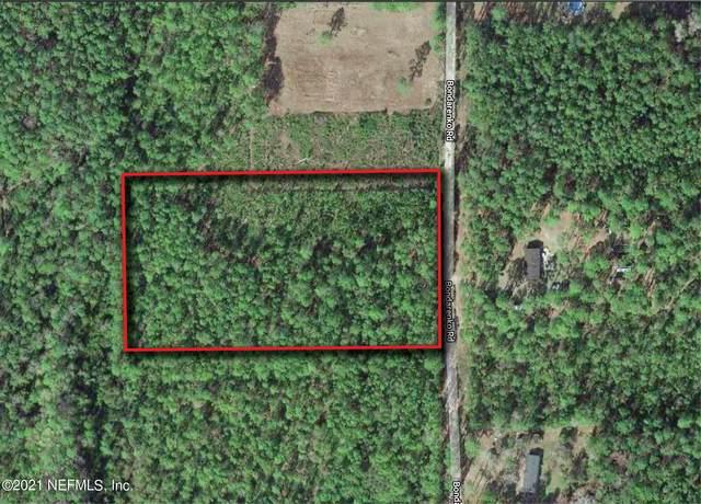 4520 Bondarenko Rd, Keystone Heights, FL 32656 (MLS #1122503) :: EXIT Inspired Real Estate