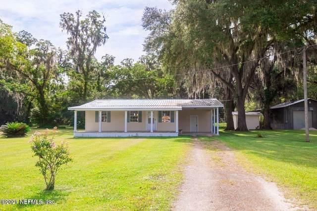 22583 NE 1ST St, Lawtey, FL 32058 (MLS #1122521) :: EXIT Real Estate Gallery