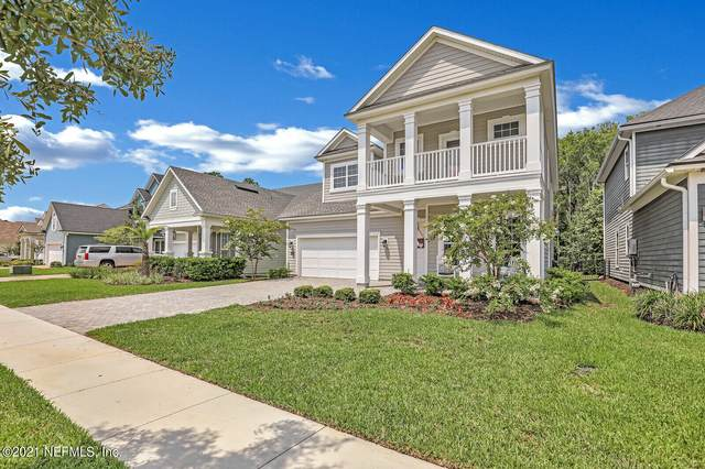 450 Pelican Pointe Rd, Ponte Vedra, FL 32081 (MLS #1122535) :: The Newcomer Group