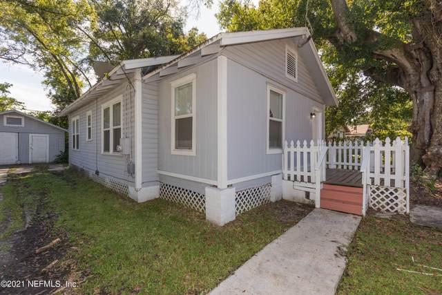 2340 Broadway Ave, Jacksonville, FL 32209 (MLS #1122544) :: Berkshire Hathaway HomeServices Chaplin Williams Realty
