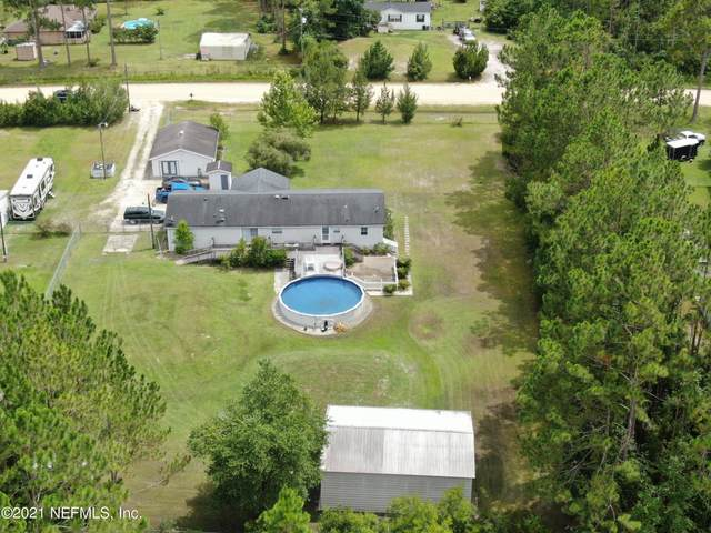 4908 Caraway St, Middleburg, FL 32068 (MLS #1122547) :: The Huffaker Group