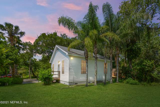 731 Cathedral Pl, St Augustine, FL 32084 (MLS #1122564) :: CrossView Realty