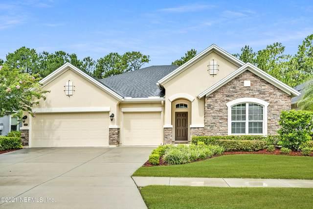 3728 Crossview Dr, Jacksonville, FL 32224 (MLS #1122598) :: EXIT 1 Stop Realty
