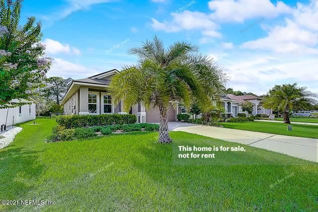 205 Balearics Dr, St Augustine, FL 32086 (MLS #1122620) :: EXIT Inspired Real Estate